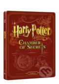Harry Potter a tajemná komnata Steelbook