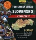 Turistick� atlas SLOVENSKO 1:50 000