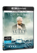 Sully: Zázrak na řece Hudson Ultra HD Blu-ray