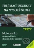 Testy - Matematika na vysok� �koly ekonomick�ho zam��en�