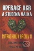 Operace KGB a studen� v�lka