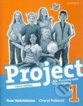 Project 1 - Pracovn� zo�it s CD - ROMom