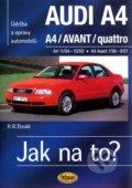 Audi A4, A4/Avant/quattro