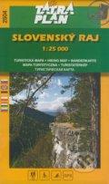 Slovensk� raj 1:25 000