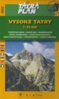 Vysok� Tatry 1:25 000