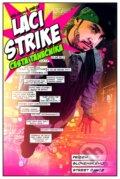 Laci Strike - Cesta tane�n�ka DVD+CD