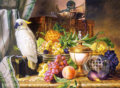 "Kópia: ""Still Life with Fruit and a Cockatoo"""