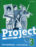 Project 3 - Pracovn� zo�it  s CD - ROMom