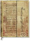 Paperblanks - Mozart, The Hunt - ULTRA - linajkov�