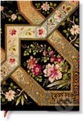 Paperblanks - Filigree Floral Ebony - MIDI - linajkov�