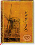 Paperblanks - Rembrandt, The Windmill - ULTRA - linajkov�