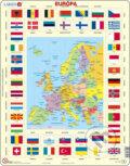 Eur�pa (politick� + vlajky)