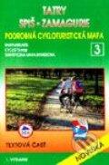 Tatry, Spi�, Zamagurie - cykloturistick� mapa �. 3