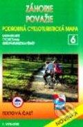 Z�horie, Pova�ie - cykloturistick� mapa �. 6