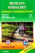 Bratislava, Podunajsko - cykloturistick� mapa �. 7