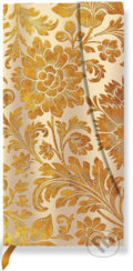 Paperblanks - Honey Bloom - SLIM - linajkov�