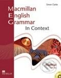 Macmillan English Grammar in Context Essential Student's Book with Key and CD-ROM