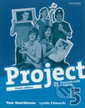 Project 5 - Pracovn� zo�it s CD - ROMom