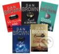 Dan Brown (kolekcia titulov s nov�mi ob�lkami)