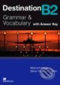 Destination B2: Grammar and Vocabulary with Answer Key