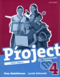 Project 4 - Pracovn� zo�it  s CD - ROMom