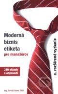 Modern� biznis etiketa pre mana��rov
