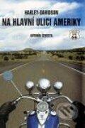 Harley-Davidson na hlavn� ulici Ameriky
