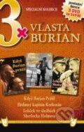 3x Vlasta Burian VIII