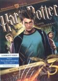 Harry Potter a väzeň z Azkabanu - 3 DVD