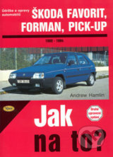 Škoda Favorit, Forman, Pick-up od 1989 do 1994