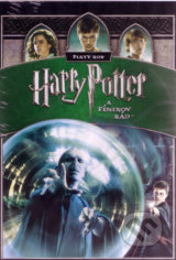 Harry Potter a Fénixov rád (1 DVD)