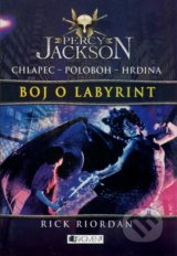 Percy Jackson 4: Boj o labyrint
