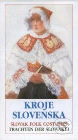Kroje Slovenska / Slovak Folk Costumes / Trachten der Slowakei