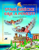 Stare grecke baje a povesti (Jana Eislerova)