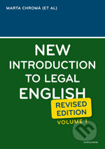 New Introduction to Legal English (Volume I.)