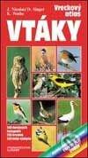 Vtaky - Vreckovy atlas (Kolektiv autorov)