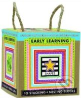 Early Learning: 10 Stacking and Nesting Blocks