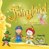 Fairyland: Starter - Class CD - Jenny Dooley, Virginia Evans