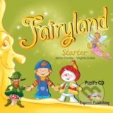 Fairyland: Starter - Pupil's CD - Jenny Dooley, Virginia Evans