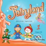 Fairyland 1: Class CD - Jenny Dooley, Virginia Evans