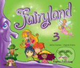 Fairyland 3: DVD - Jenny Dooley, Virginia Evans