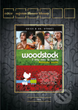 Woodstock - Filmové klenoty - Michael Wadleigh