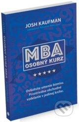Osobny kurz MBA (Josh Kaufman)