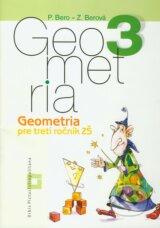 Geometria pre 3. rocnik zakladnych skol (Pracovny zosit) (Peter Bero, Zuzana Berova)