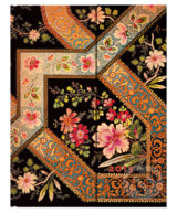 Paperblanks - diar 2013 - Filigree Floral Ebony Midi