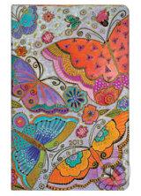 Paperblanks - diar 2013 - Flutterbyes Maxi