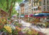 Sam Park, Paris, Flower market