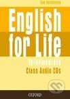 English for Life - Intermediate - Class Audio CDs