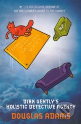 Dikr Gently's Holistic Detective Agency