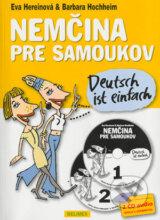 Nemcina pre samoukov + 2 CD (Eva Hereinova, Barbara Hochheim)